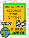 Geologic Cross-Sections: Ordering from Oldest to Youngest