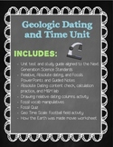 Geologic Dating and Time Bundled Unit