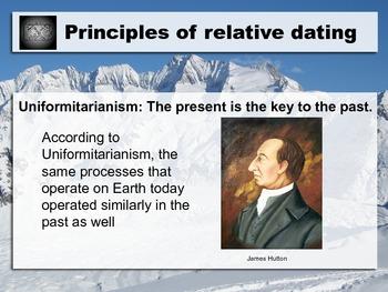 Geologic History Layered Lesson Plan