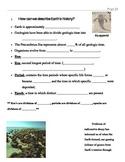 Geologic History Unit notes