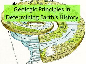 Geologic Principles Super Bundle