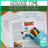 Geologic Time Scale Activity for Middle School Science