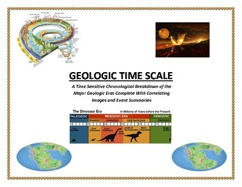 Geologic Time Lab: GO BACK IN TIME! (Enhanced Version-Fun and Popular with Kids)
