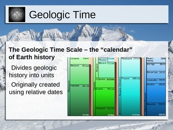 Geologic Time Power Point