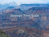 Geologic Time Scale & Scaffolded Notes