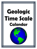 GEOLOGIC TIME SCALE CALENDAR PROJECT