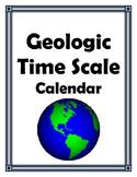 GEOLOGIC TIME SCALE CALENDAR PROJECT