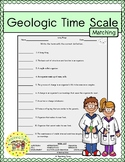 Geologic Time Scale Matching