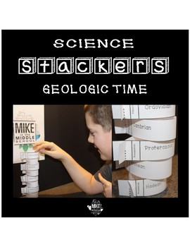 Geologic Time Science Stacker