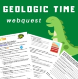 Geologic Time WebQuest