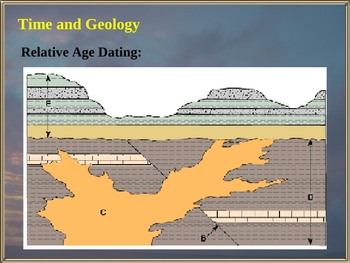 Geologic Time and Plate Tectonics