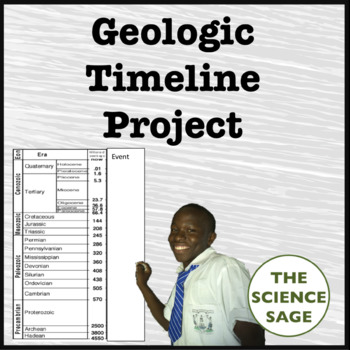 Geologic Timeline Project