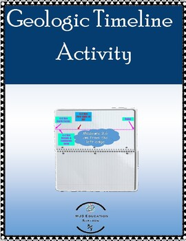Geologic Timeline activity