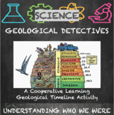 Geological Detectives:  Creating a Geological Time Scale Project