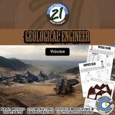 Geological Engineer -- Mining Volume - 21st Century Math Project