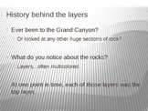 Geological Time Scale- describing the Eras PowerPoint