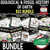 Earth Science Geological and Fossil History of the Earth (