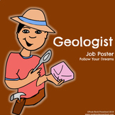 Geologist Poster - Discover Your Passions