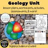 Geology {Digital & PDF Included}