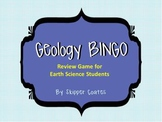Geology BINGO