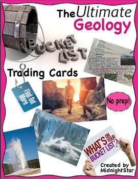 Geology Bucket List- MidnightStar