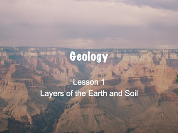 Geology Bundle