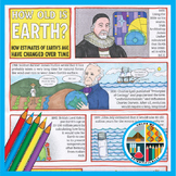 Geology Coloring: How Old Is Earth? Changing Ideas