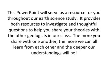 Geology Consortium #2
