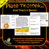 Geology Unit Plate Tectonics: Volcanoes, Earthquakes, Mountains and more