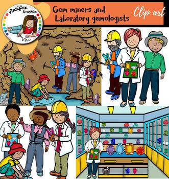 Geology-Gemstones, Gem Miner and laboratory gemologists- Big set of 98 images!