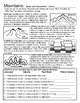 Geology - Geology 10 Item / Activity Pack - Worksheets