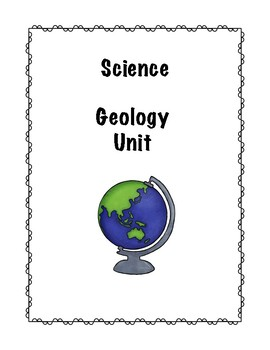 Geology Informational Text