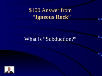 Geology JEOPARDY! Rocks, Minerals, Alloys, and More!