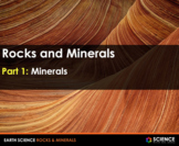 PPT - Minerals, Rocks & Rock Cycle + Student Notes - Dista