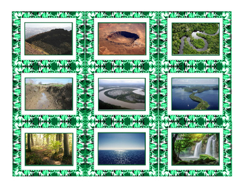 Geology & Planet Earth Cards
