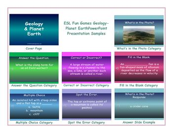 Geology-Planet Earth PowerPoint Presentation