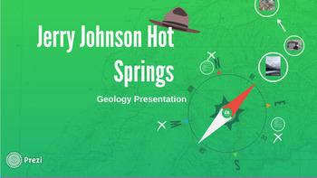 Geology Presentation: Hot Springs