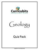 Geology Quiz Bundle | Themed Scripted Afterschool Activities