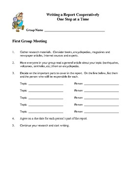 Geology Rocks: A Cross-Curricular Unit Activities and Worksheets