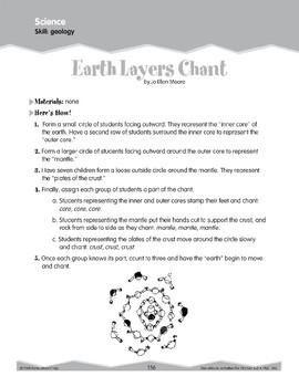Geology (Ten-Minute Activities)