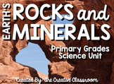 Rocks, Minerals, and Layers of the Earth