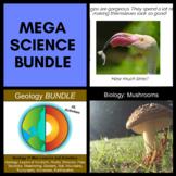 Geology and Earth Science Mega Bundle