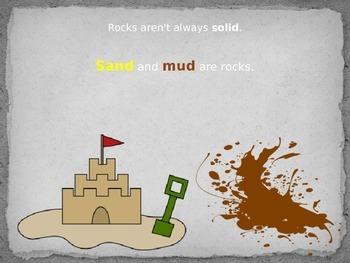 Geology/Types of Rocks