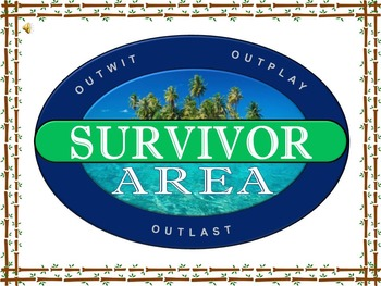 Geom-- Review of Area (Survivor)