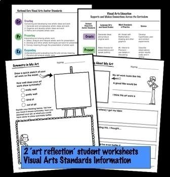 Art Activities Geometry Integrated