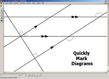 Geometer's Sketchpad (GSP) Tool Files - 65 tools in 5 sets