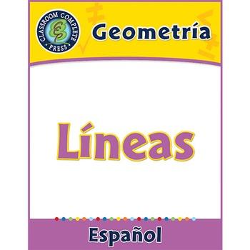 Geometría: Líneas Gr. 6-8