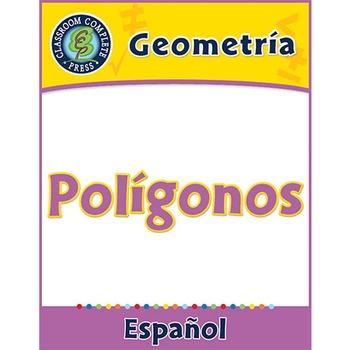 Geometría: Polígonos Gr. 3-5
