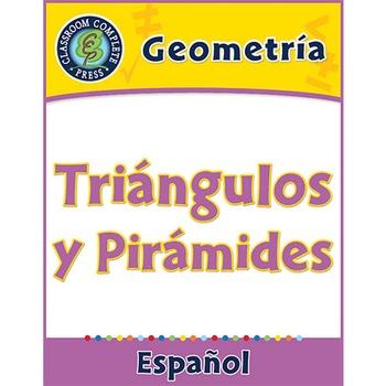 Geometría: Triángulos y Pirámides Gr. 3-5