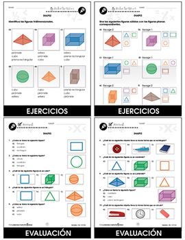 Geometría: Formas Gr. PK-2
